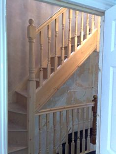 attic stairs, this could be open to kitchen on current stair wall.