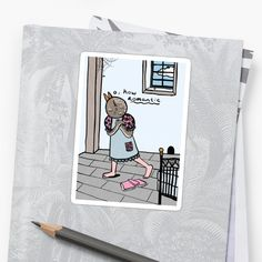 Lonely orphan birdgirl reads romance novels. • Millions of unique designs by independent artists. Find your thing. Cute Animal Illustration, Orphan, Romance Novels, Animal Design, Cotton Tote Bags, Lonely, Invite, Whimsical, Gothic
