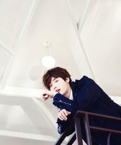 Lee Jong Suk | via Tumblr