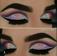 50 Eye Makeup Ideas This make-up would fit in with a long dress to land in a similar shades for an outstanding entertainment. Purple color to brown – haired ladies stands perfectly. - Das schönste Make-up Makeup Goals, Makeup Inspo, Makeup Inspiration, Makeup Tips, Hair Makeup, Makeup Ideas, Prom Makeup, Beauty Makeup, Makeup Products