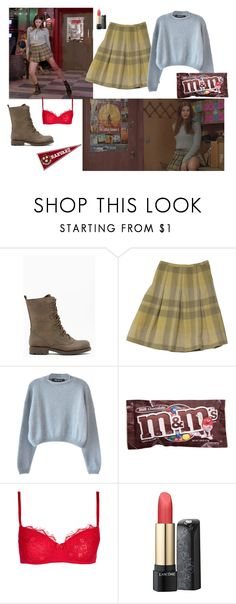"""""""Empire Records Corey Mason"""" by gracekandy ❤ liked on Polyvore featuring Shoe Cult, Off-White, Ter Et Bantine, Candie's, Topshop and Lancôme"""