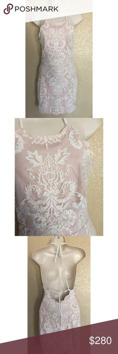 Angel Biba Laced White Dress 8 Angel Biba Dresses