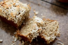 Hawaiian Banana Bread with Pineapple and Coconut recipe by Barefeet In The Kitchen