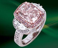 pink diamond jewelry >>>>>LOVE LOVE <<<
