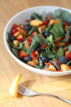 Summer Power Salad from Pidge's Pantry