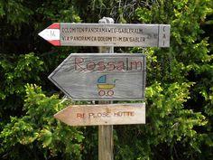 Der WoodyWalk - Kinderwagentaugliche Tour auf über 2000 Meter.