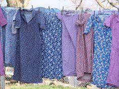TheCherryChic: FABULOUS FEEDSACK DRESSES