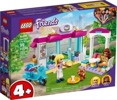Drive In, Sylvanian Families, Paw Patrol Rocky, Legos, Simple Cafe, Cute Bakery, Building Sets For Kids, Van Lego, Lego Friends Sets