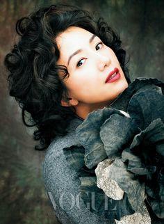Jeju City, Vogue Fashion Photography, Vogue Korea, Arts Award, Korea Fashion, Korean Celebrities, Asian Woman, Love Story, Photoshoot