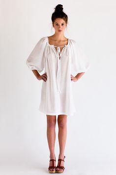 Spring dress from Gillian Tennant