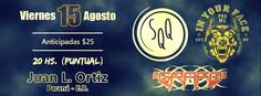 Agenda de Recitales Agosto 2014  Viernes 15 (Eventos Destacados) Entrá en el Blog de CGCWebRadioArgentina y enterate de todo!!! Seguinos en Twitter: @CGCWebRadioArg (https://twitter.com/CGCWebRadioArg) Facebook: /CGCWebRadioArgentina (https://www.facebook.com/CGCWebRadioArgentina)