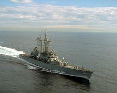 USS Truxtun (CGN-35) Cruiser (USA)