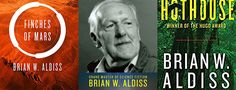 Grand Master Brian W. Aldiss Passes Away at 92 -  Remembering the exceptional science fiction author.