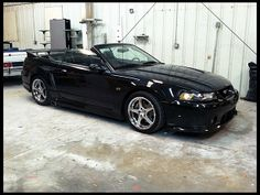 2000 Ford Mustang GT Roush Convertible 4.6L 2000 Ford Mustang Gt, Ford Mustang Roush, Mustang Cobra, Ford Mustangs, Roush Stage 3, Mustang Girl, Pur Sang, Mustang Convertible, American Muscle Cars