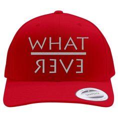 Whatever Retro Trucker Hat