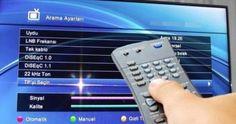 Televizyon Uydu Kurulumu ve Kanal Yüklemesi Nasıl Yapılır?