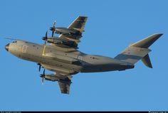 ZM407 Royal Air Force Airbus A400M-180