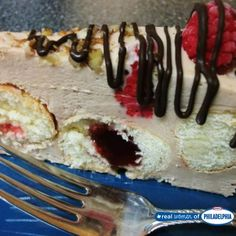 Real Women of Philadelphia member recipe: Canadiana Double Double Cheesecake #Timbits