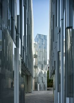 The Geyser Building by Patterson Associates. Auckland, New Zealand.   http://pattersons.com/commercial/geyser/
