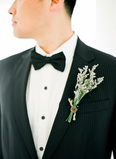 #boutonniere Photography by moaestoryblog.com  View Full Gallery: http://www.stylemepretty.com/gallery/gallery//