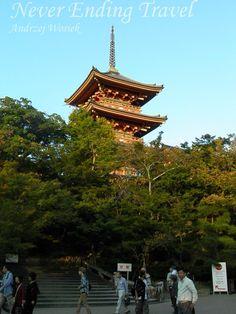 Kiyomizu-dera // 清水寺  an independent Buddhist temple