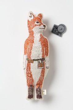 Critter Pocket Doll ++ Coral & Tusk