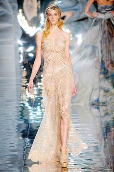 Hair Trends Fashionable: Elie Saab's Most Memorable Gowns