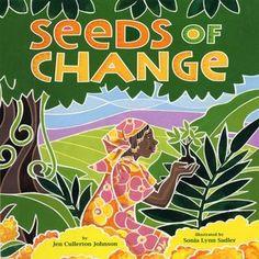 Use with Planting the Trees of Kenya, Wangari's Trees of Peace, and Mama Miti.