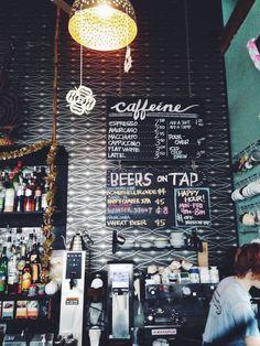 Double Trouble Coffee House: Houston, Texas