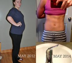 Check out this amazing transformation from SimplySadieJane.com! #health #fitness
