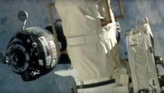 En 90 segundos un timelapse de una Soyuz desde Baikonur a la Estación Espacial Internacional