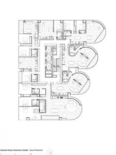 Norman Foster, Architecture Drawings, Architecture Plan, The Plan, How To Plan, Hotel Floor Plan, Foster Partners, Floor Plan Layout, Hospital Design