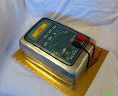 Cake multimeter Mini Tart, Nintendo Consoles, Muffins, Cupcakes, Desserts, Tailgate Desserts, Muffin, Cupcake, Cup Cakes