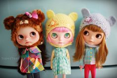 *Sweet Days*'s gang !! by ♔♥ SuperTaan ♥♔, via Flickr