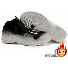 Nike Air Flightposite One White Black. lebron for cheap ... 7ca8f77c3