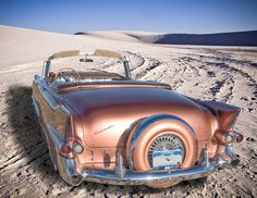 1955 Cadillac Biarritz by William Horton Photography