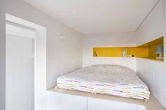 In beeld: Dit appartement verdient zijn bijnaam 'Tetris' helemaal