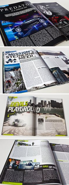 dotz magazine about cars, tuning, wheels, lifestyle (by dhoelli & zooom productions)