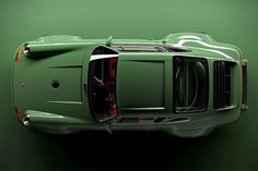 Porsche 964 DLS custom coupé by Singer Vehicle Design and Williams Advanced Engineering