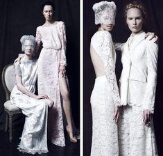 Lace & Tea > Houghton Bride Fall / Winter 2013 Lookbook