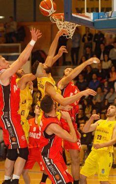 El Xuven cede ante un Basket Navarra muy acertado en el tiro exterior tras el descanso