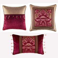 5 Stupefying Diy Ideas: Decorative Pillows On Sofa Frames decorative pillows couch beige.Decorative Pillows With Words Patterns. Purple Bed Frame, Purple Headboard, White Headboard, Purple Bedding, Purple Rugs, Purple Pillows, Silver Pillows, White Decorative Pillows, Decorative Pillow Covers