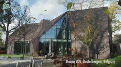 Video: Casa VDV a Destelbergen