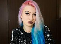 Výsledok vyhľadávania obrázkov pre dopyt lady zika Youtubers, Hair Beauty, Celebrities, Unicorn, Tops, Celebs, A Unicorn, Celebrity