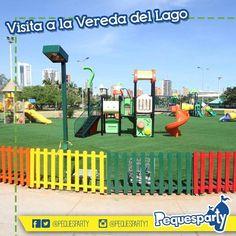 La #vereda del #lago ha cambiado! Ahora con una sección nueva más lugares que visitar y más parques para el #juego y la #recreacion. Una muy bunea opción para el #findesemana en #familia  #veredadellago #parques #mcbo #maracaibo #igersmcbo #zulia #venezuela #marketing #activaciones