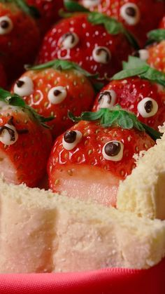 Strawberry Party Tart : These strawberries like to party. in your mouth. These strawberries like to party. in your mouth. Sweet Recipes, Cake Recipes, Dessert Recipes, Fun Desserts, Yummy Food, Tasty, Snacks, Party Cakes, Party Party