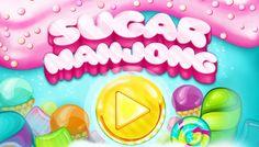 Jouez gratuitement à Sugar Mahjong en plein écran! Un mahjong sucré de 100 niveaux! Cliquez sur les paires de tuiles identiques pour faire disparaître ce...