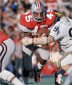Archie Griffin Ohio State Buckeyes 265bd25d8