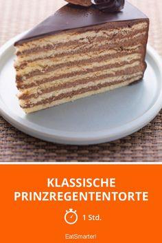 Klassische Prinzregententorte - smarter - Zeit: 1 Std. | eatsmarter.de
