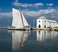 Alcochete , Traditional Boat Portugal